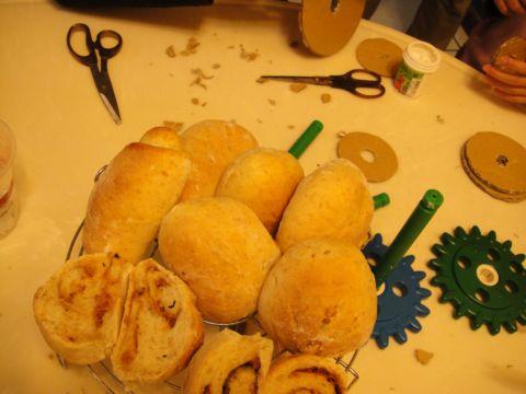 全麥雜糧麵包的食譜和做法(98.12.9)