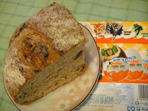Pasadena麵包和出奇蛋(98.12.24)
