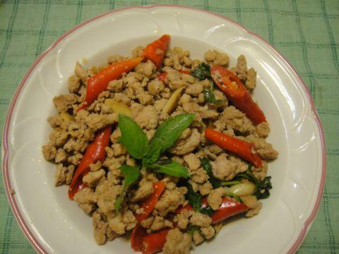 試做「東南亞料理」的聚餐(99.3.8)