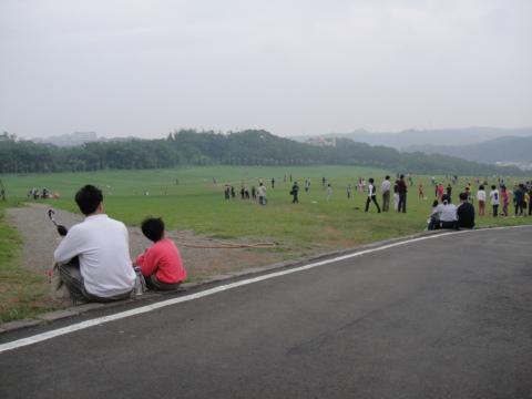 再訪青青草原(99.4.18)