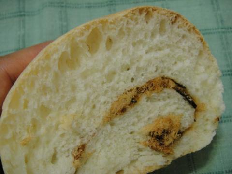 試做「 湯種」麵包(99.4.27)