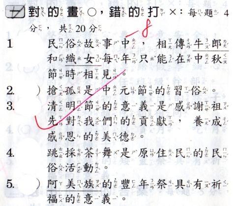 [小二]生活第三課 ~ 感恩與祈福(100.5.15)