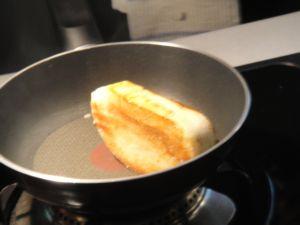 病中的最佳點心:焦糖化的饅頭(100.3.26)