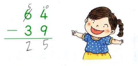 [小二]數學課 ~ 二位數加減二位數(99.9.23)