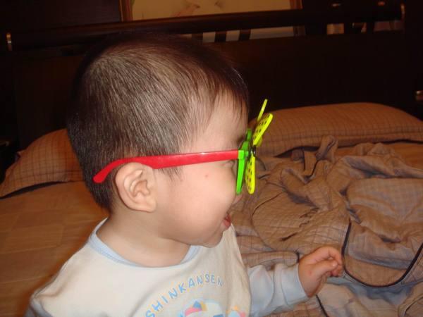 奇怪的眼鏡