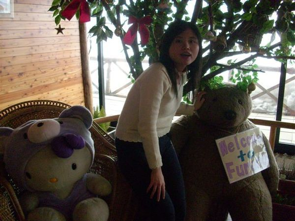 北海道還產熊喔