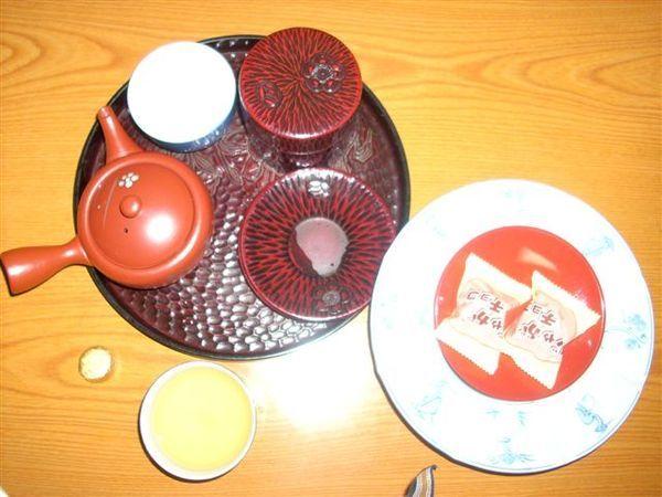 日氏茶具組,我喜歡綠茶