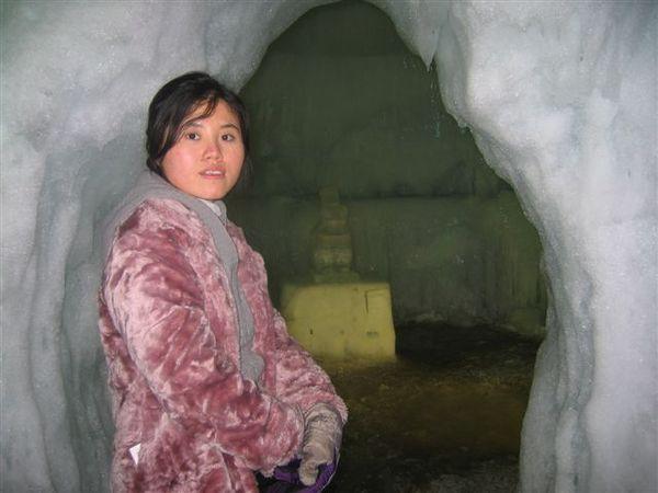 冰屋裡面其實比較不冷