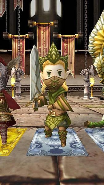 戰鬥3D人物