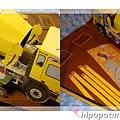 5混凝土運輸卡車