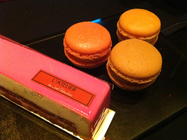 SALON DE THE de Joёl Robuchon