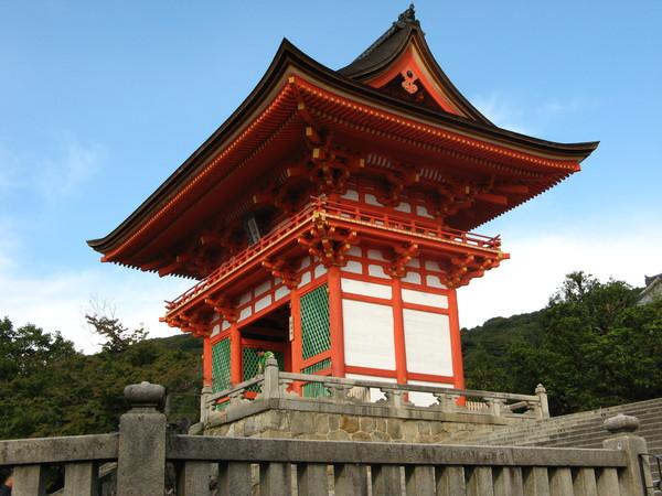 清水寺正門