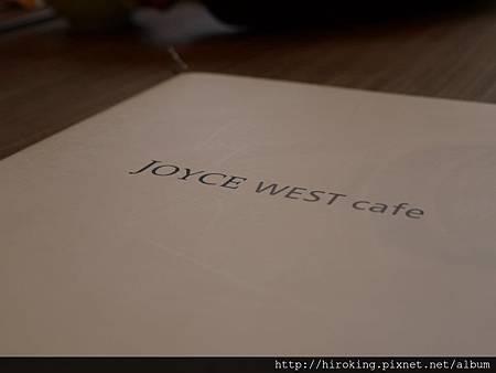 [台北下午茶推薦]---JOYCE WEST cafe英式下午茶