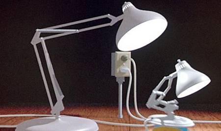 皮克斯的LOGO是個檯燈
