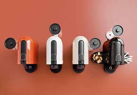 Nespresso U型膠囊咖啡機與Aeroccino奶泡機