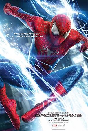 影評「蜘蛛人驚奇再起2:電光之戰」---面具底下的真實人性!