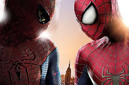 蜘蛛戰服看起來很不一樣