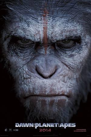 影評「猩球崛起:黎明的進擊」---權、利的分界?!