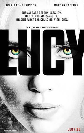 影評「露西」---人類的存續,生命的意義!
