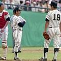16年前的古田和野茂
