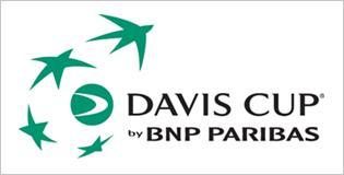台維斯盃logo