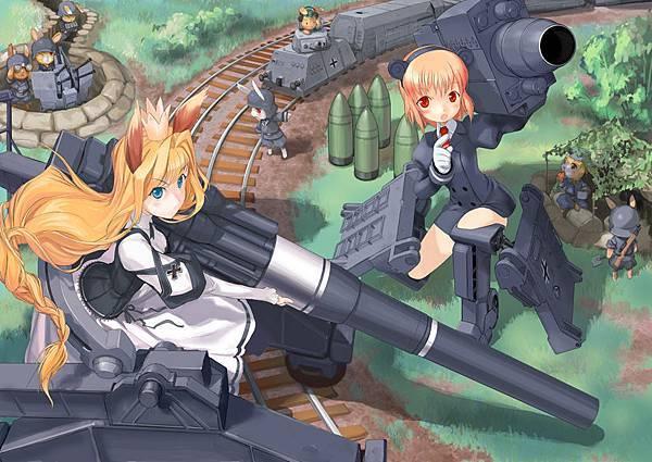列車砲02