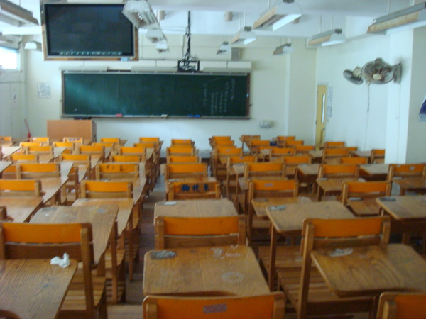 令人懷念的教室