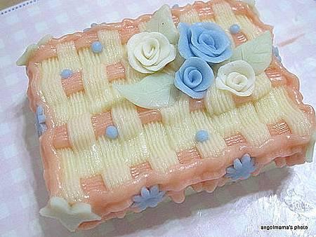 No.37 跟天使媽學蛋糕皂