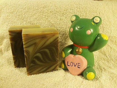 No.90 抹茶渲染皂