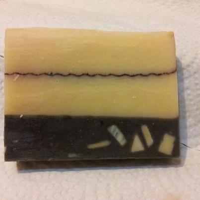 No.96 米糠分層皂