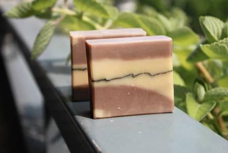 No.106 玉容散分層篩粉皂