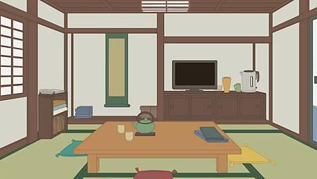 神社-客廳-底色