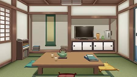 神社-客廳-上色1