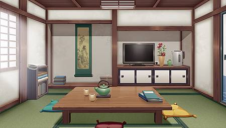 神社-客廳-上色3