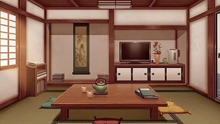 副本神社-客廳-2