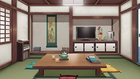 副本神社-客廳-4