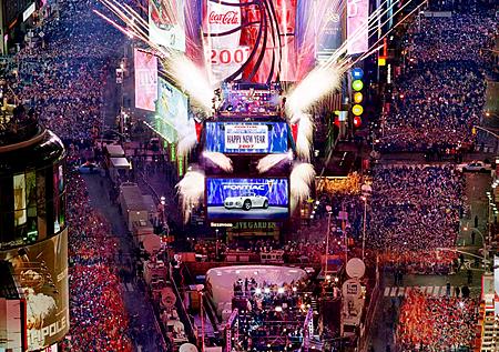 美國紐約時代廣場