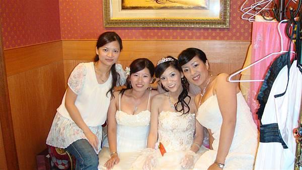 我們四姐妹(婷的相機)