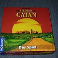 卡坦島Settlers of Catan(德文版)