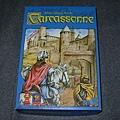 卡卡頌Carcassonne基本款