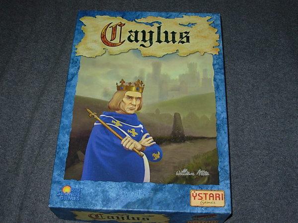 凱呂斯城Caylus(二版)