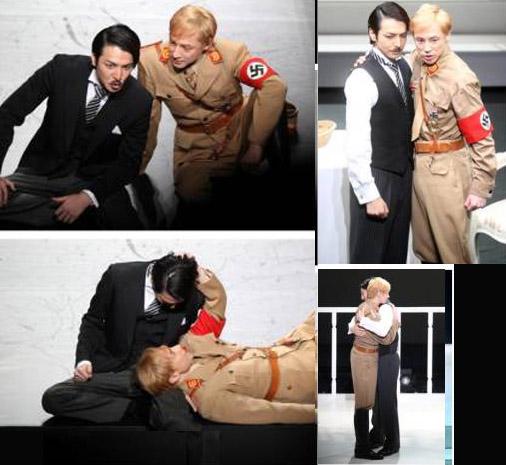 吾友希特勒生寫真