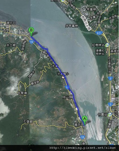 7公里路線