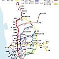 高雄捷運路線圖 2.0