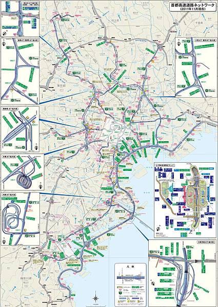 首都高速路網圖_stitch