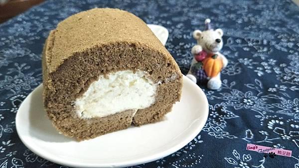 焙茶奶凍捲 熊足跡 (66)