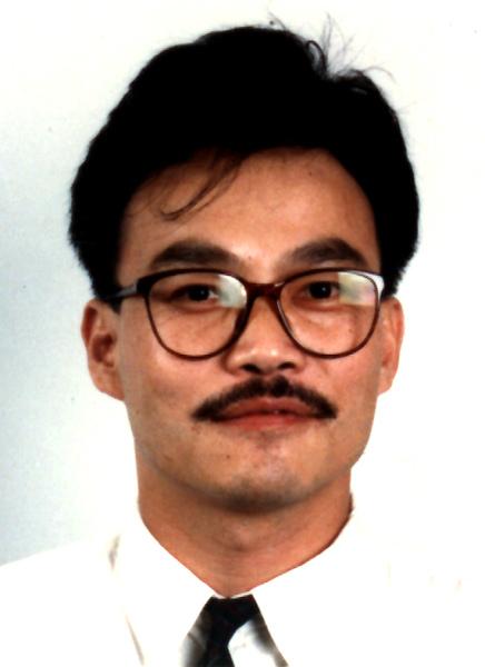 1989年的蔡宏明