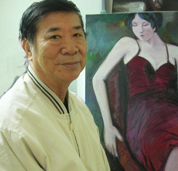 藝術家蕭耀天