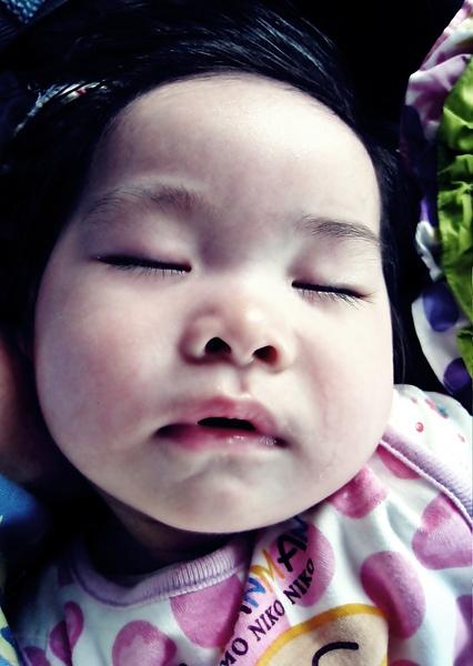 睡的好香~~可愛