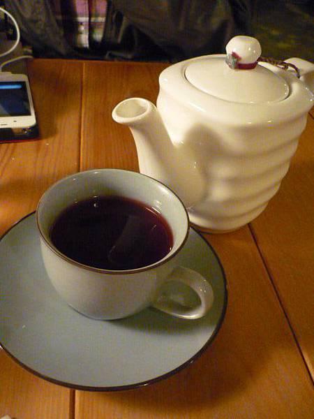 歐洲花原水果茶(熱)